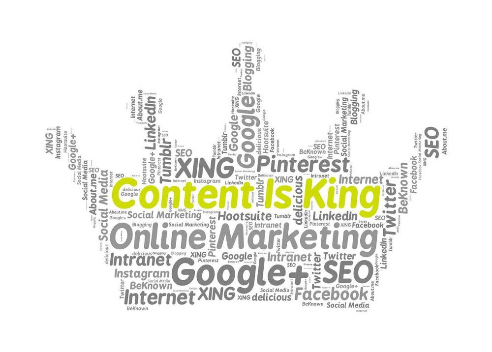 Content marketing – definicja